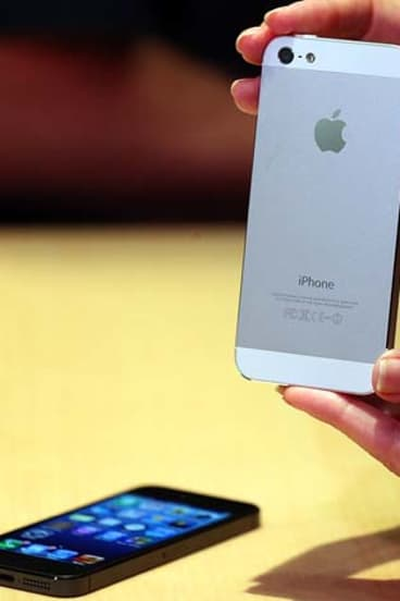 Apple's iPhone 5 infringes on patents, says Samsung.