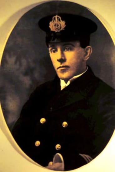 Captain of the Coramba Capt. John Henry Dowling.