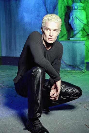 Cult status ... James Marsters.