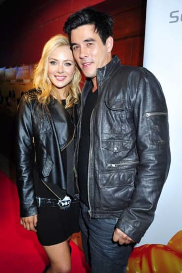 Jessica Marais and James Stewart will take to the stage at La Boite next year.