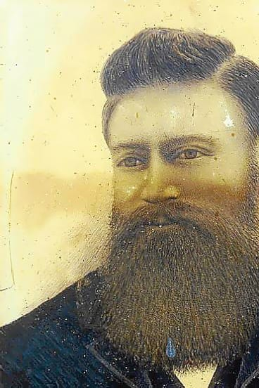 """Ned Kelly: Owed a """"decent burial""""."""