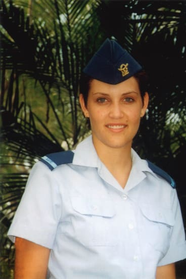 Took her own life: Air Force Cadet Eleanore Tibble​.