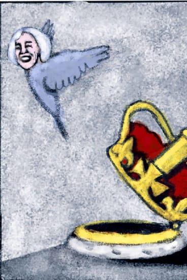 Governor-General.<br> Illustration: Dyson
