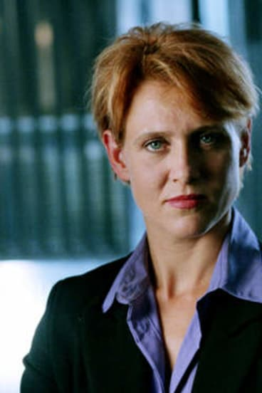 Charlotte Fich of <i>Unit One</i>.