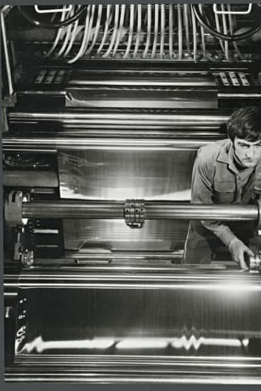 One of Wolfgang Sievers' pictures from 1971.