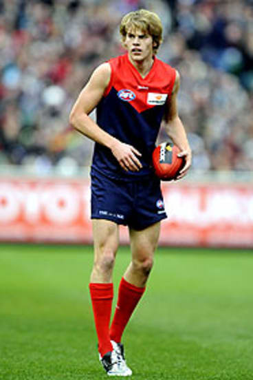 Jack Watts has been selected for Melbourne tomorrow.