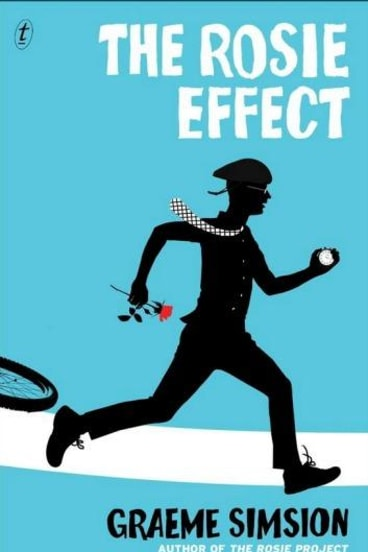 <i>The Rosie Effect</i> by Graeme Simsion.