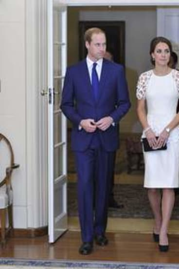 Catherine, Duchess of Cambridge and Prince William, Duke