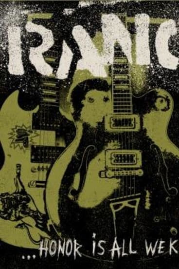 Rancid's ... <i>Honor Is All We Know.</i>