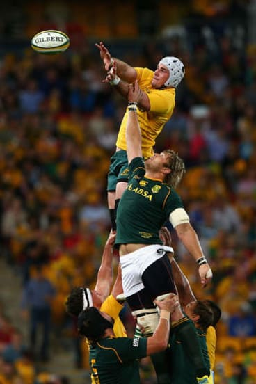 Ben Mowen will captain the Wallabies against Argentina on Saturday night.