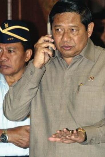 "Idle: Outgoing Indonesian President Susilo Bambang Yudhoyono spent his final years in power urging ""stability""."
