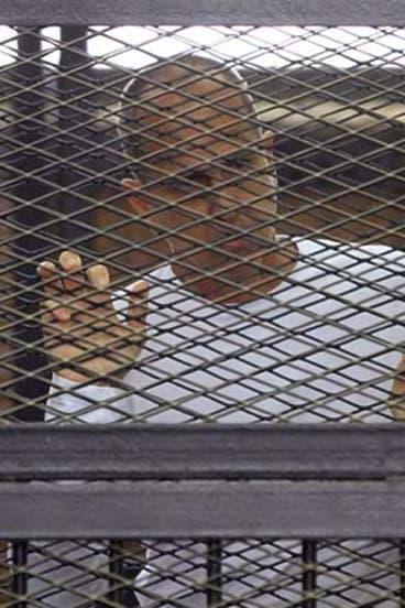Is peter holdem still in jail