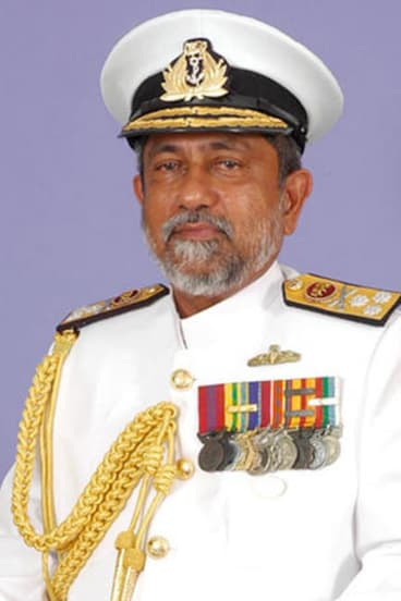 Sri Lanka's High Commissioner to Australia, Thisara Samarasinghe.