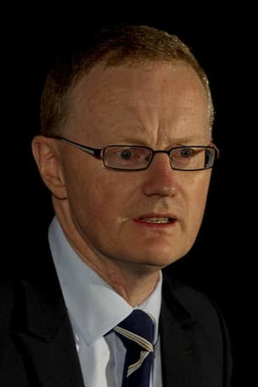 Deputy Governor of the Reserve Bank, Phillip Lowe.