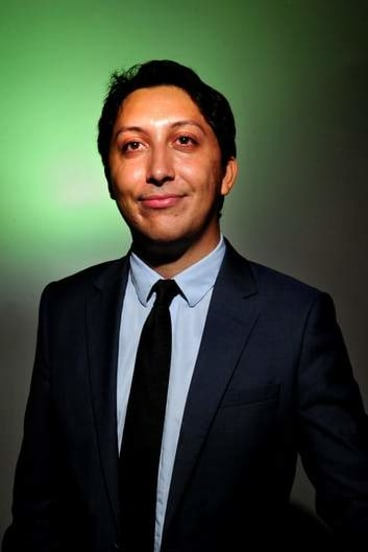Greens candidate Simon Sheikh explains his previous links with the ALP.