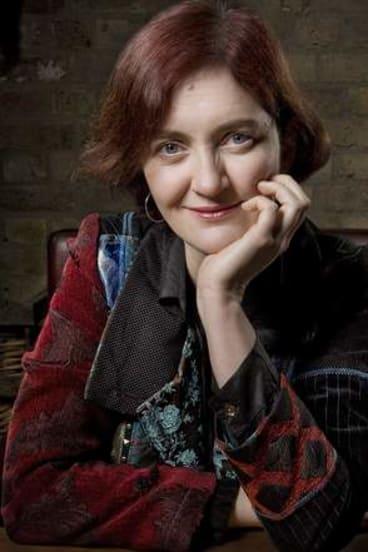 Author Emma Donoghue.