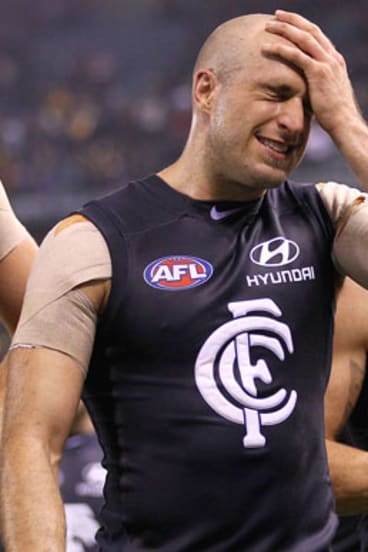 Chris Judd ... trade bait for many Dream Team coaches this week.