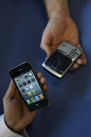Mobile phones only provide a billing address to emergency services.