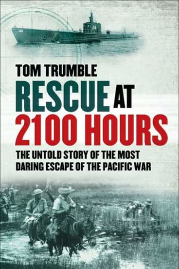 <i>Rescue at 2100 Hours</i> by Tom Trumble.