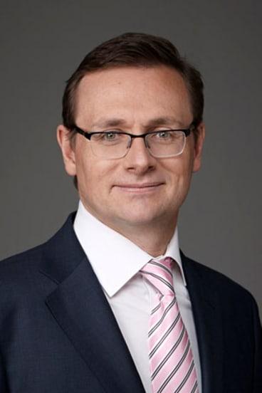 New Tourism Australia chief John O'Sullivan.