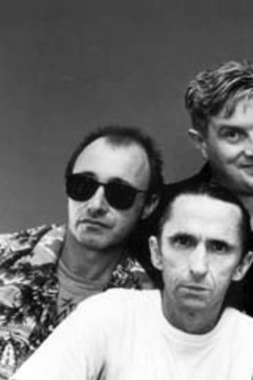 Regular Records' first signing, the band Mental as Anything.