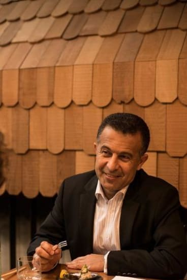 SBS CEO Michael Ebeid.