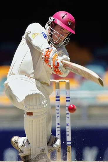 Lachlan Stevens has quit WA cricket and will return to his native Queensland - where he played Shield cricket between 2005 and 2007.