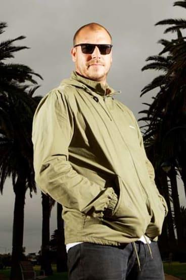 Filmmaker Patrick Hughes.