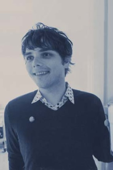 Under the influence: My Chemical Romance frontman Gerard Way.