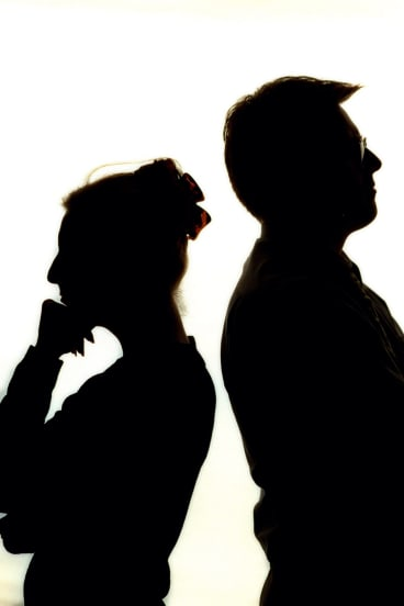 Divorcing later in life is becoming more common.
