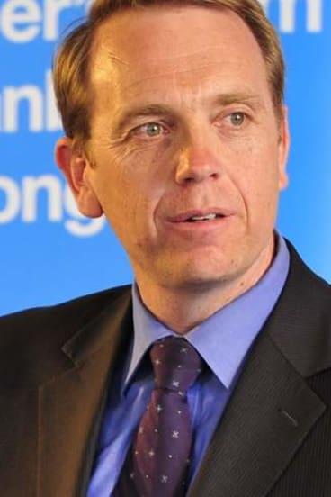 ACT Attorney-General Simon Corbell.