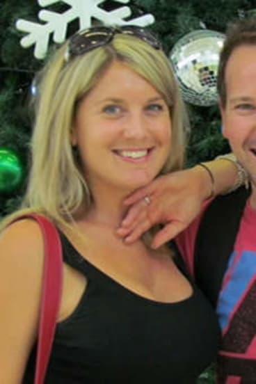 Anna Bartsch and Stuart Benso.