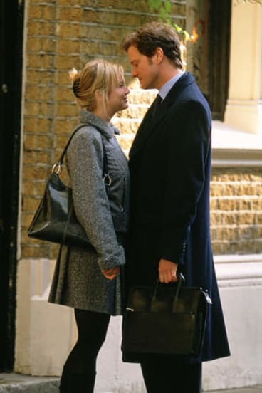 Nothing changes and yet much already has ... Bridget Jones (Renee Zellweger) will be without Mark Darcy (Colin Firth) in the latest book <i>Mad About the Boy</i>.