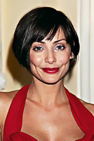 Imbruglia at a charity ball in Russia last year.