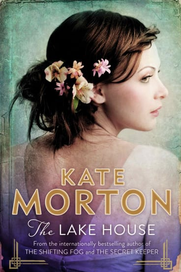The Lake House by Kate Morton.