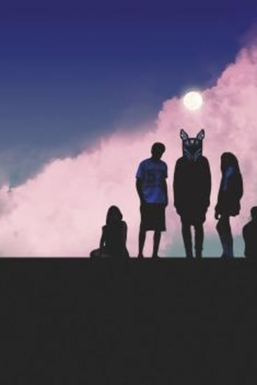 Imaginary friend: Ecstasy rises from the chillwaves in Slow Magic's <i>How to Run Away</i>.