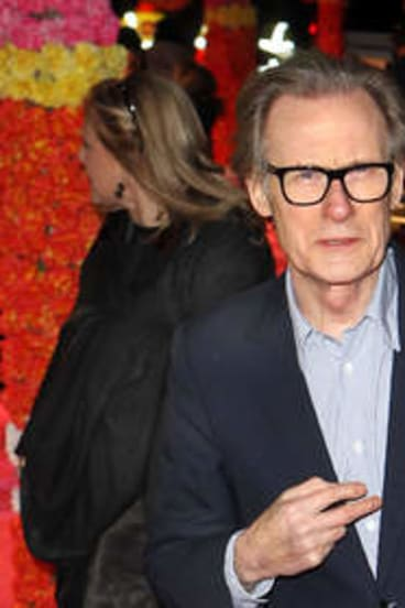 Bill Nighy will also star in <i>The Moon and the Sun</i>.