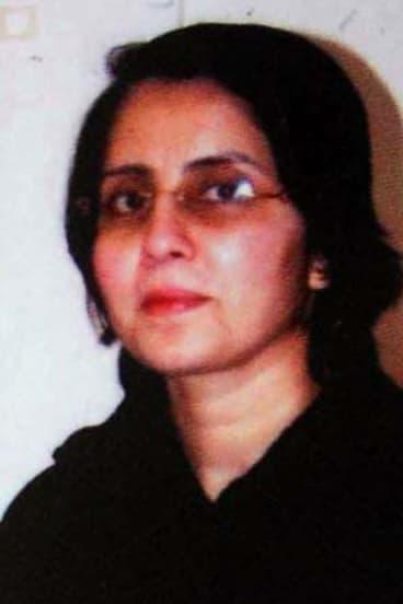 Tragic loss ... a family photograph of Jacintha Saldanha.