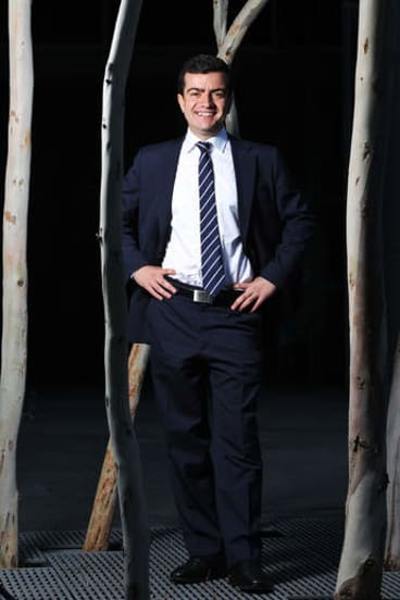 Supported Kevin Rudd's return: Sam Dastyari was an early proponent of rank and file members taking part in leadership ballots.