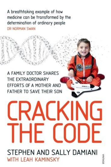 <i>Cracking the Code</i> by Stephen and Sally Damiani.