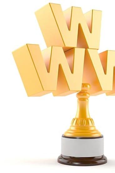 Great websites deserve an award.
