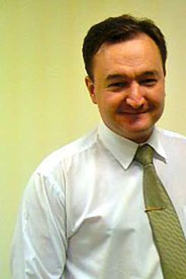 """Russian Watergate"" ... Sergei Magnitski."
