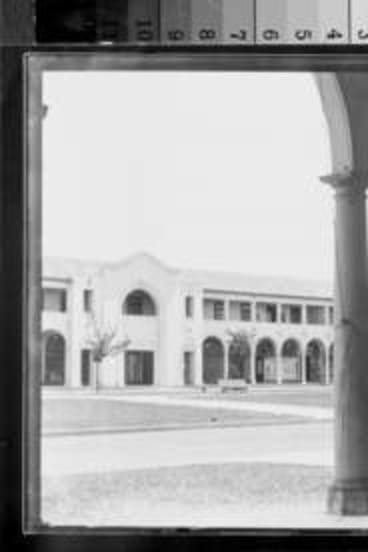 The Sydney Building. Photo: Mildenhall Collection, National Archives of Australia