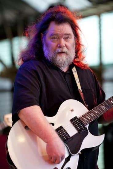 Roky Erickson rocked the Golden Plains Festival.