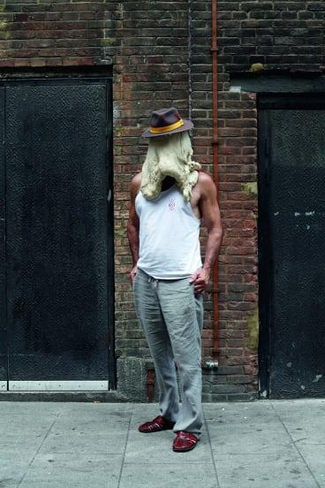 Shaun, London, 2013. From Dough Portraits.