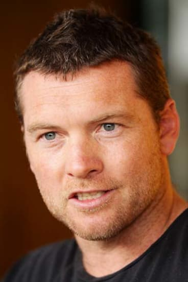 """""""This is filmmakers connecting directly with an excited and supportive audience"""" ... Sam Worthington."""