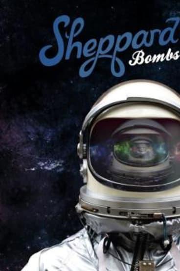 EXPLOSIVE STUFF: Sheppard's Bombs Away.