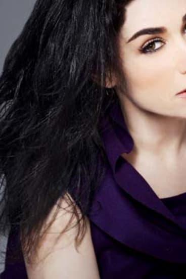 """""""The world's Carmen of choice"""" ... Rinat Shaham plays Carmen in the Handa Opera."""