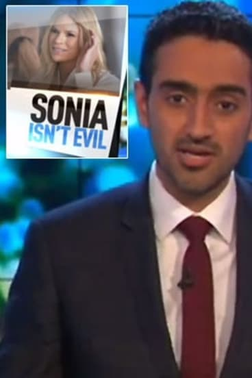 Aly addresses Sonia Kruger's controversial call to ban Muslim immigration to Australia.