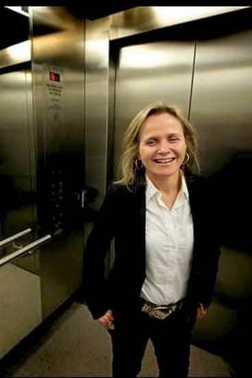 AIDS researcher Professor Sharon Lewin.